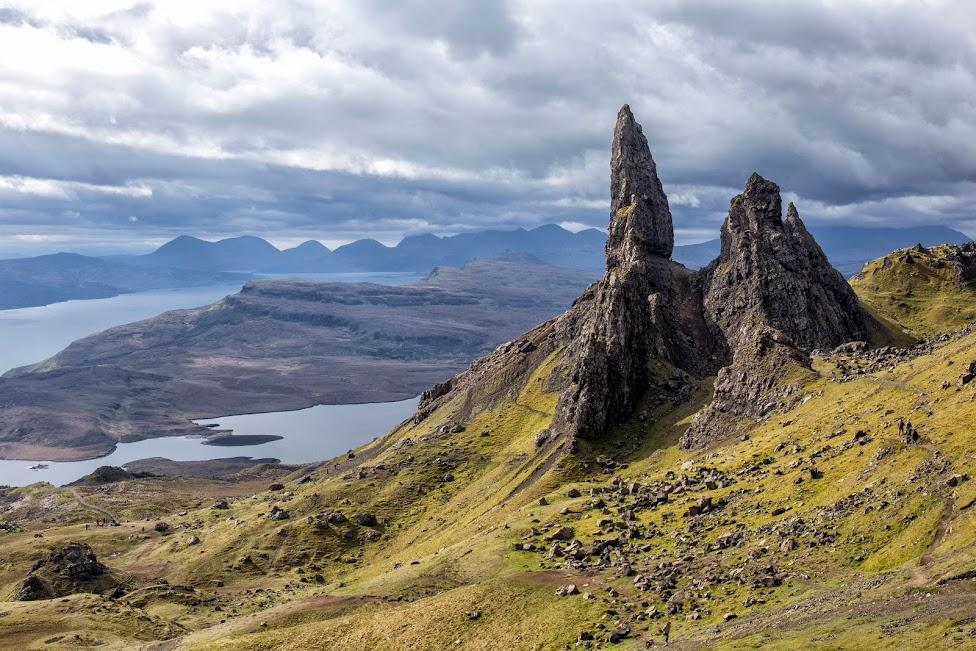 Szkocja, The Old Man of Storr, atrakcje Wyspy Skye