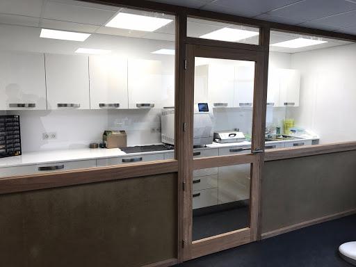 Rénovation du cabinet dentaire