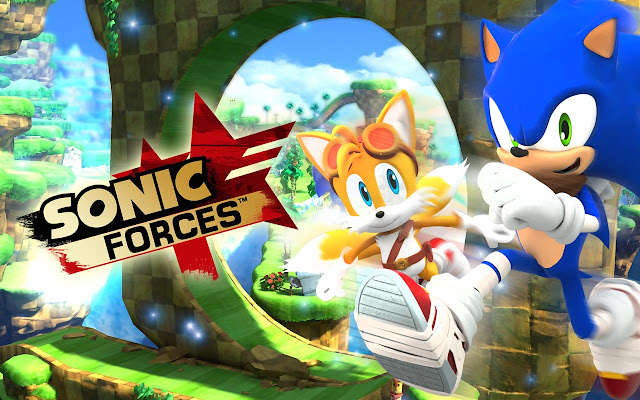 Sonic Forces Game Online