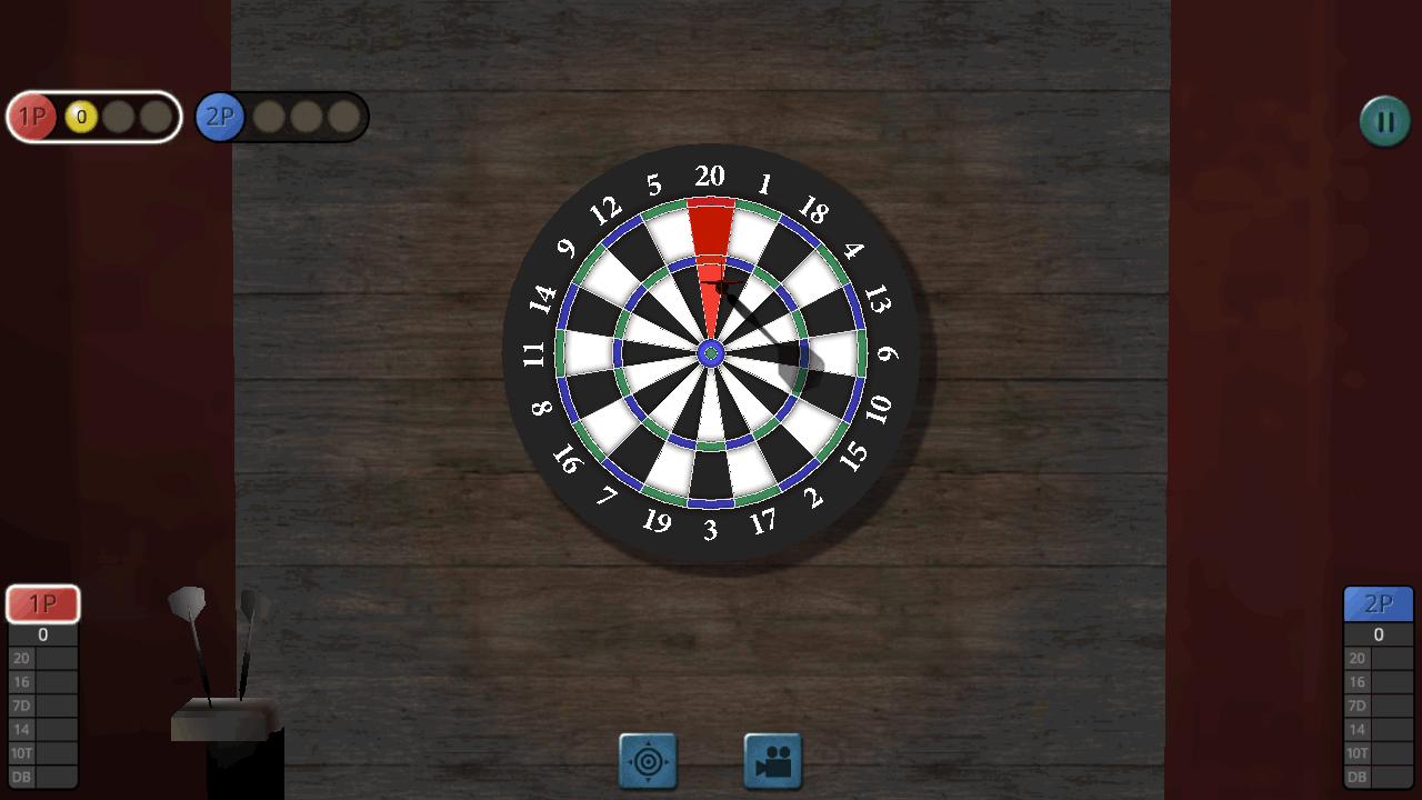 play darts