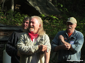 Photo: Happy, scratchy trio