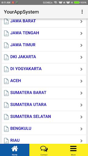 Samsat Online 1.7 screenshots 1