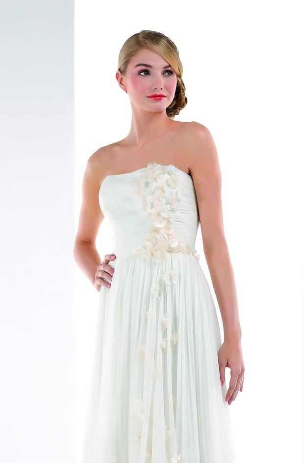 Robe de mariée Tipi, robe de mariée en soie, robe de marié fluide