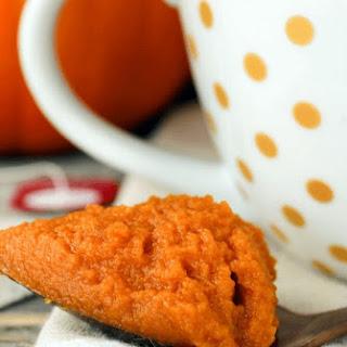 Pumpkin Chai Latte.