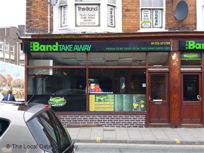The Band Takeaway On Victoria Road Fast Food Takeaway In