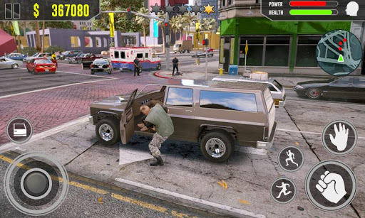 Gangster Fight - Vegas Crime Survival Simulator 1.22 screenshots 2