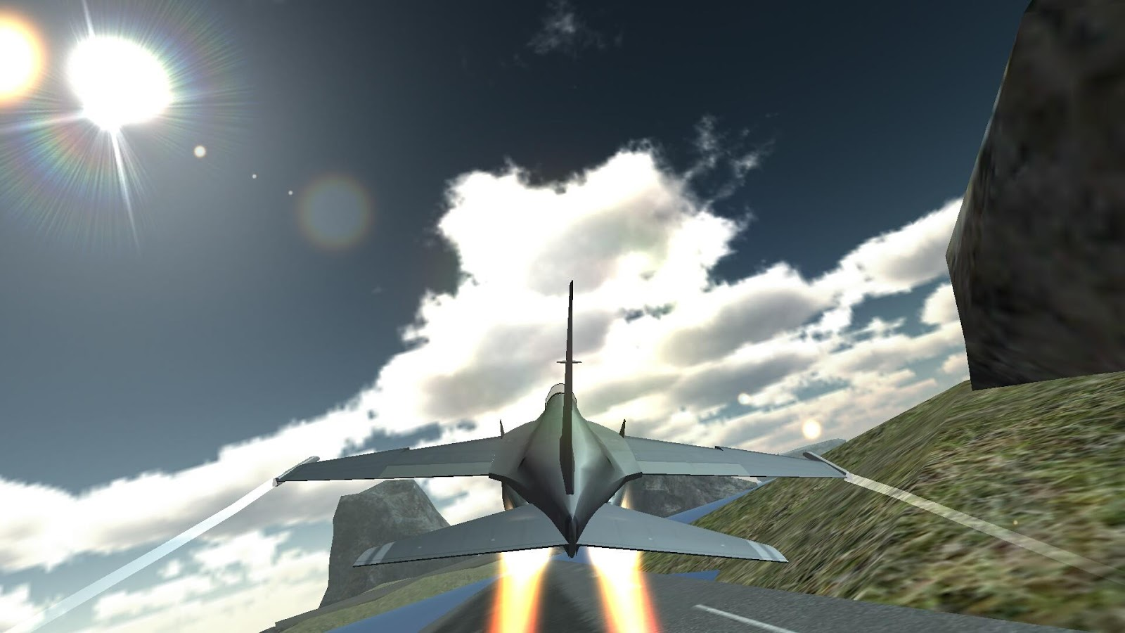 F18 Airplane Pilot Simulator- screenshot