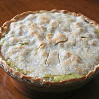 Turkey Pot Pie with Stubb's Chicken Rub and Marinade