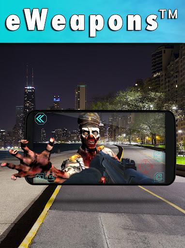 Zombie Camera 3D Shooter - AR Zombie Game apktram screenshots 6