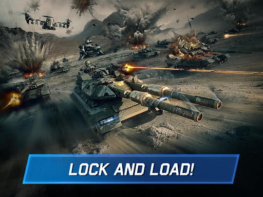 War Planet Online: Global Conquest for PC