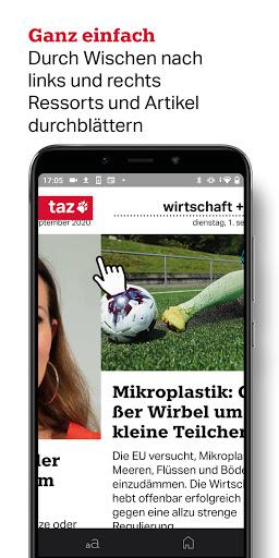 taz  screenshots 7