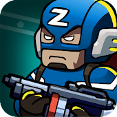 Captain Zombie : Avengers (Shooting Game)
