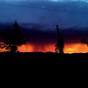 by Falina Skinner - Landscapes Sunsets & Sunrises