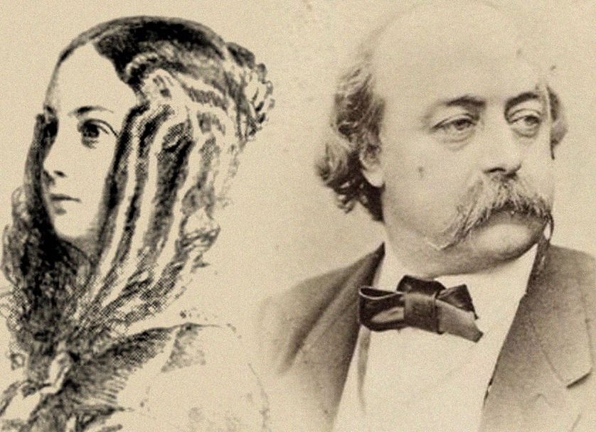 Louise Colet y Gustave Flaubert sexo a distancia