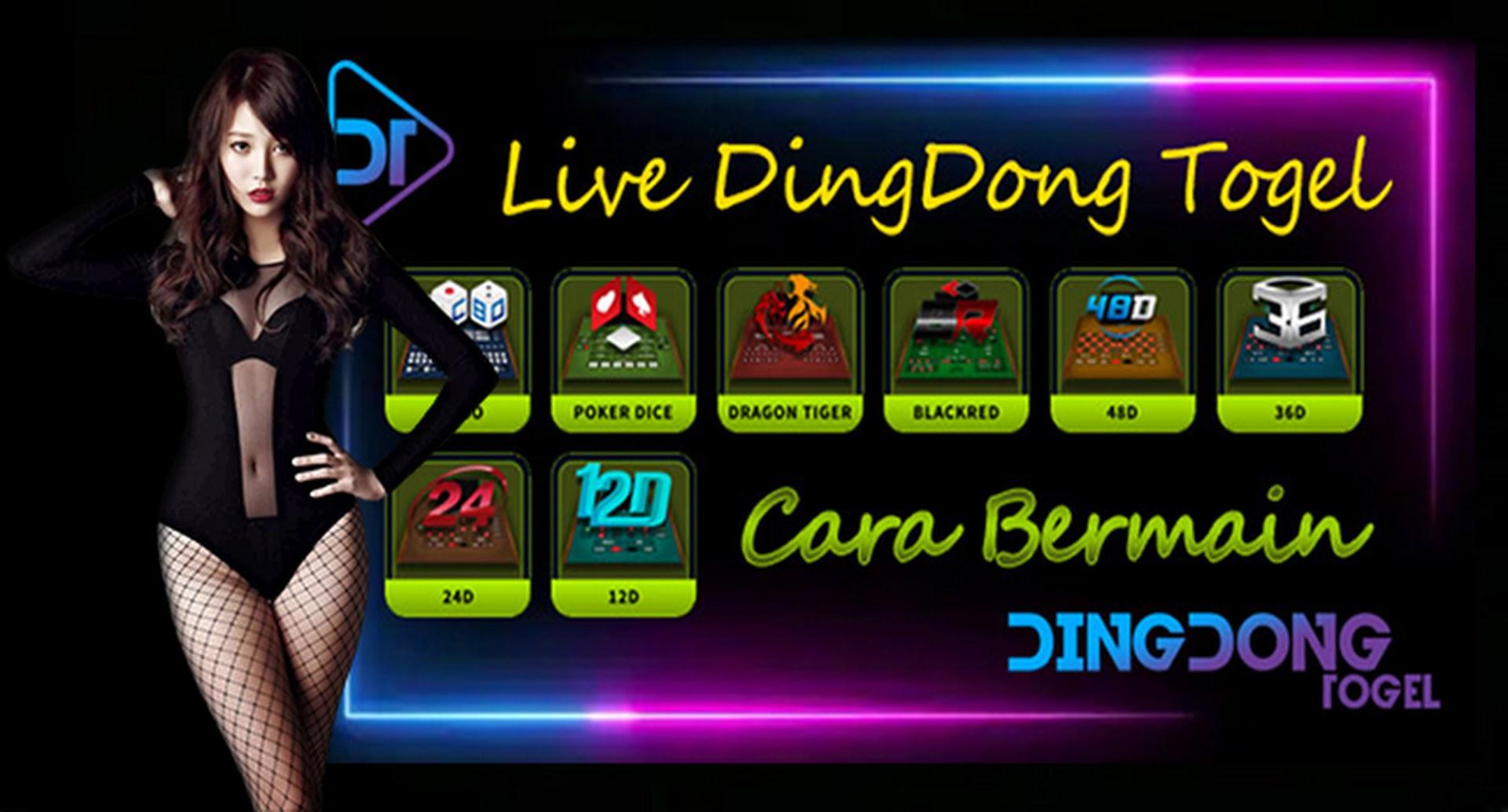 Judi Live Dingdong Togel 24d Spin Yang Memberi Keuntungan
