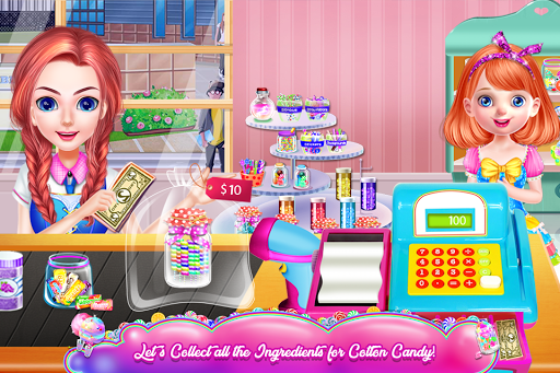 Download Cotton Candy Cooking & Decoration MOD APK 7