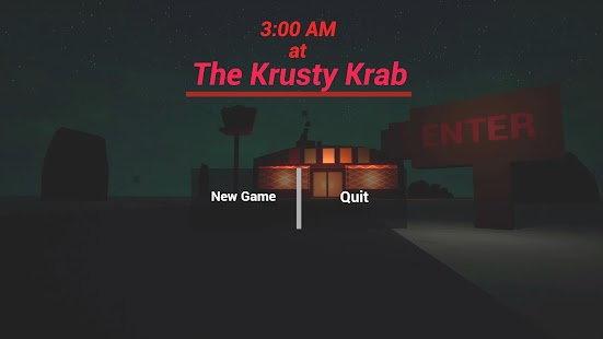 3h: 00 - at The Krusty Krab