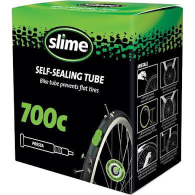 Slime Self-Sealing Tube 700c x 28mm-35mm, 48mm Presta Valve