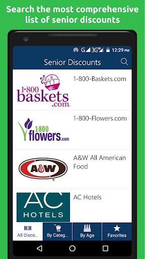 Senior Discounts + Coupons Free 1.7 app download 1