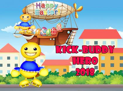 Kick heroo buddy 2018 - náhled