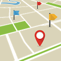 Fake Location icon
