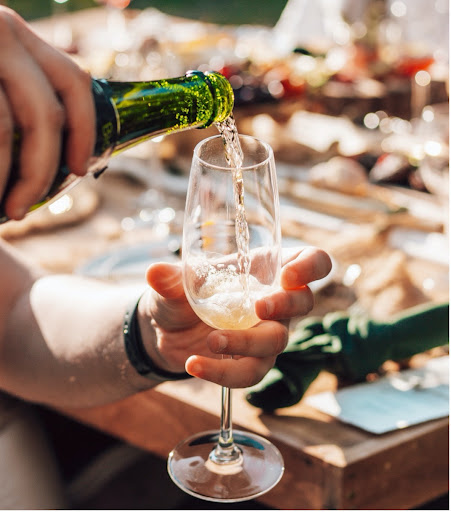 Redefining an Industry: Where is Champagne From?