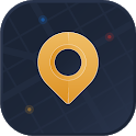 The Locate icon