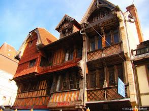 Photo: #013-Le Manoir de la Salamandre à Etretat.