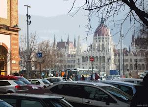 Photo: Parlament z Batthányi tér (33-izohelia)