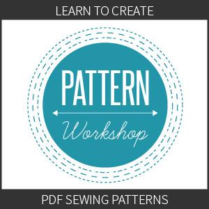 Pattern Workshop banner and link