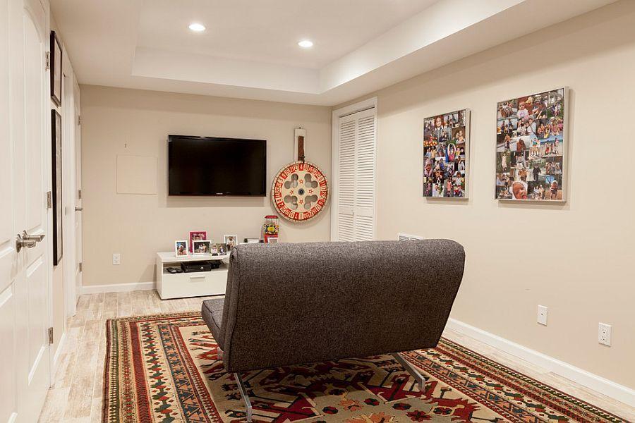 8 mẹo bí mật để trang trí phòng khách tối giản