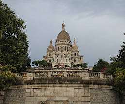 Attractions in Montmartre