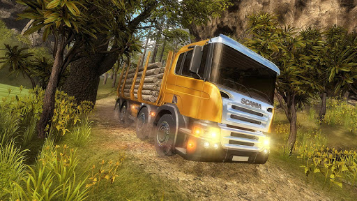 Offroad Truck Construction Transport Apk 1