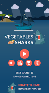 Vegetables Sharks- screenshot thumbnail