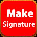 Signature Maker icon