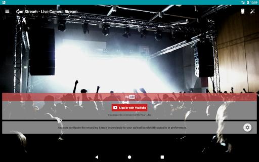 CamStream - Live Camera Streaming 1.0.3e screenshots 11