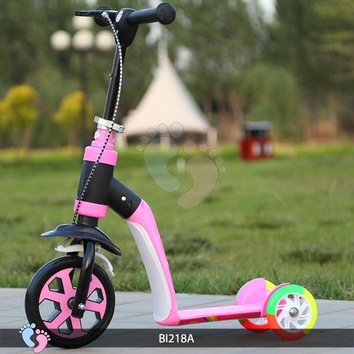 Xe trượt Scooter cho bé 2 trong 1 BI218A 3