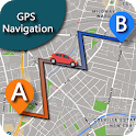 GPS Navigation & Directions-Route, Location Finder icon