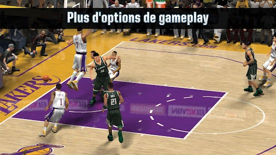 NBA 2K19 Capture d'écran