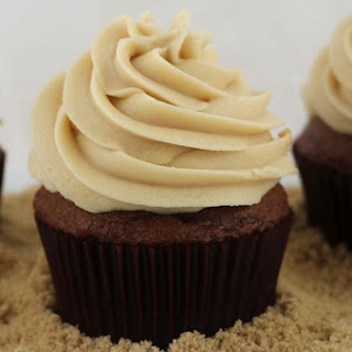 Brown Sugar Cream Cheese Frosting.