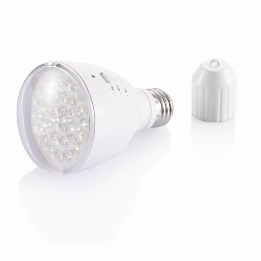 Branded Light Bulb & LED Torch