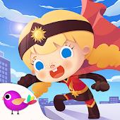 Tải Game Superhero Candy