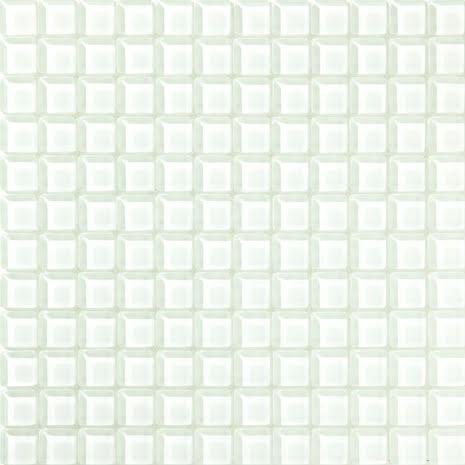 T160 gloss 23x23mm, Box 0,9m2 Glas blank tjocklek 8mm
