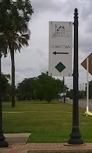 Photo: City of Refugio sign