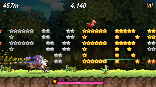 WIND runner adventure 2.1 APK MOD screenshots 2