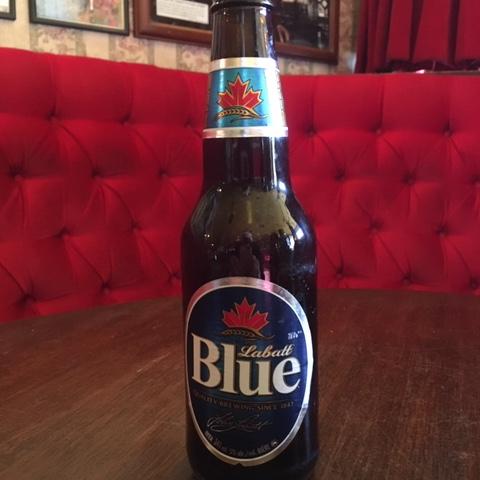 Blue Bottle 341ml
