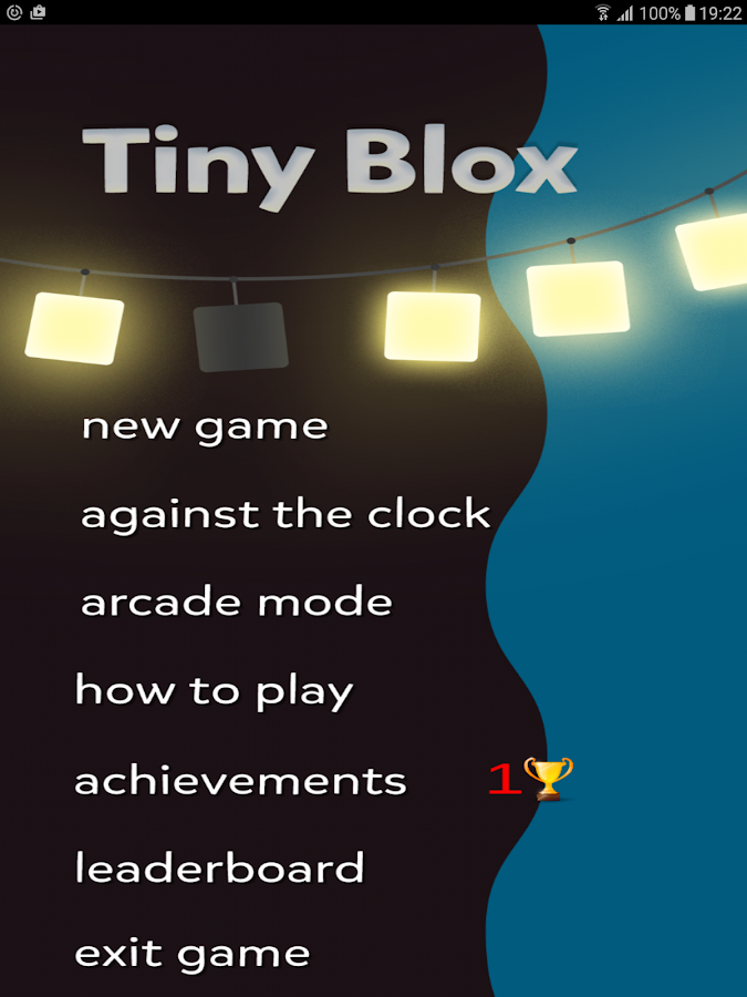 Tiny Blox- screenshot