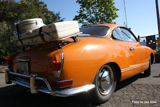 Photo: (Year 2) Day 329 -  Karmann Ghia at Crofton #2