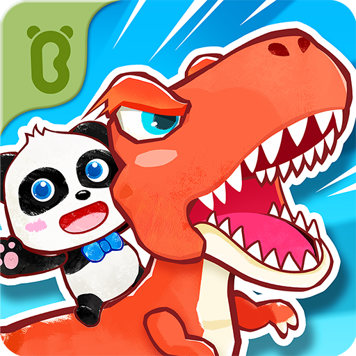 Little Panda\'s Dinosaur World