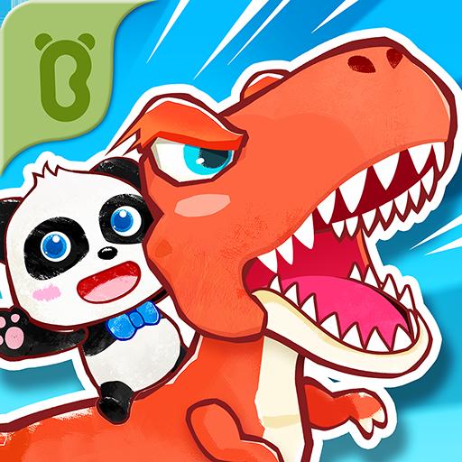Little Panda\'s Dinosaur World